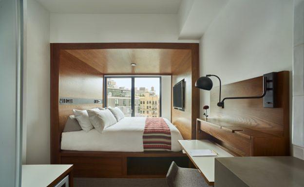 Hoteles por minutos las provincias for Como reservar una habitacion en un hotel