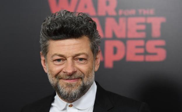 El actor británico Andy Serkis./Angela Weiss (Afp)