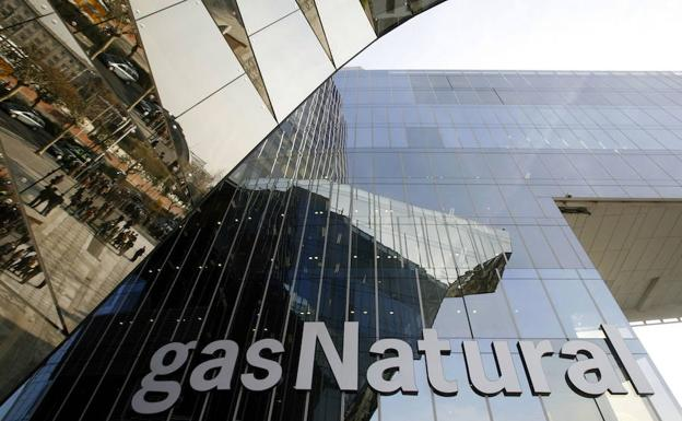 Sede central de Gas Natural en Barcelona./REUTERS