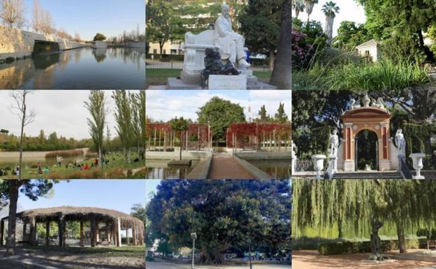 Los jardines m s rom nticos de valencia las provincias for Jardines romanticos