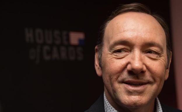 Kevin Spacey. /Afp