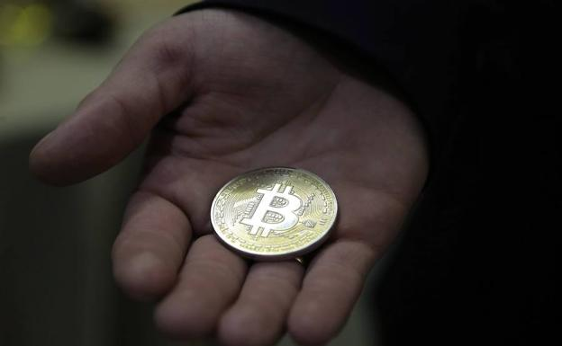 Marca récords el bitcoin./Efe