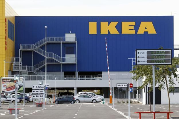 Ikea sortea a climent y gana d as de venta con peque as for Ikea horario festivos