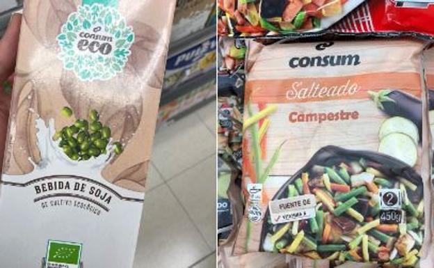 CAMPAÑA DE COMPROMIS CONTRA CONSUM POR ETIQUETAR SOLO EN CASTELLANO