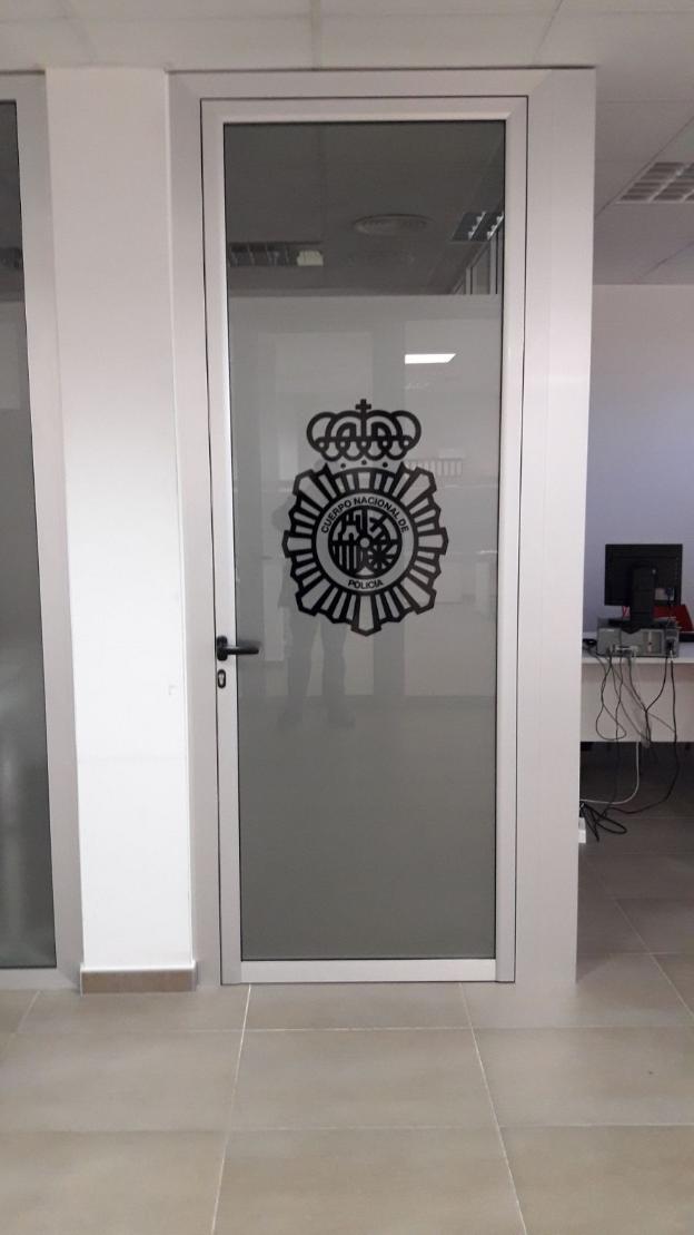 Una oficina de la polic a nacional lleva tres d as cerrada for Oficina policia nacional