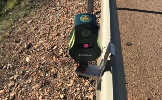 Así son los nuevos «superradares» de la Guardia Civil: portátiles, multicarril y casi indetectables