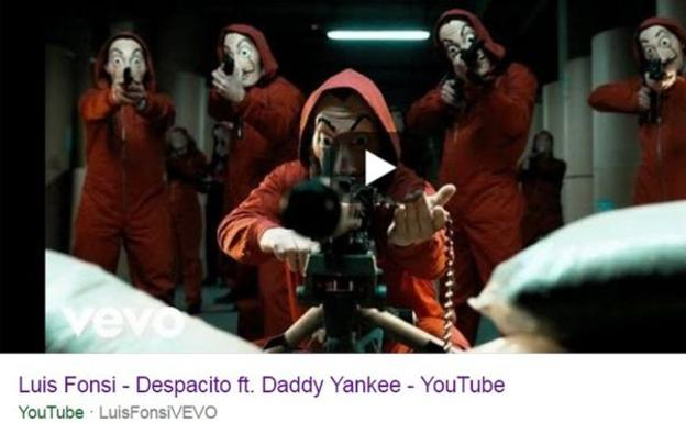 Hackean el vídeo de 'Despacito' en YouTube