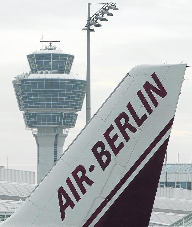 Air Berlin se liquida al despiece