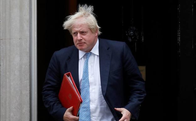 Boris Johnson./Afp