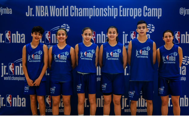El Jr. NBA World Championship celebrará en L'Alqueria del Basket su Europe Training Camp/Twitter oficial del Valencia Basket Club