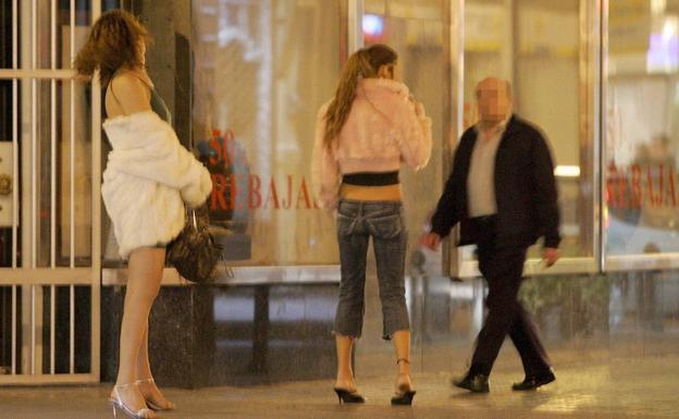 maltrato a prostitutas donde hay prostitutas en