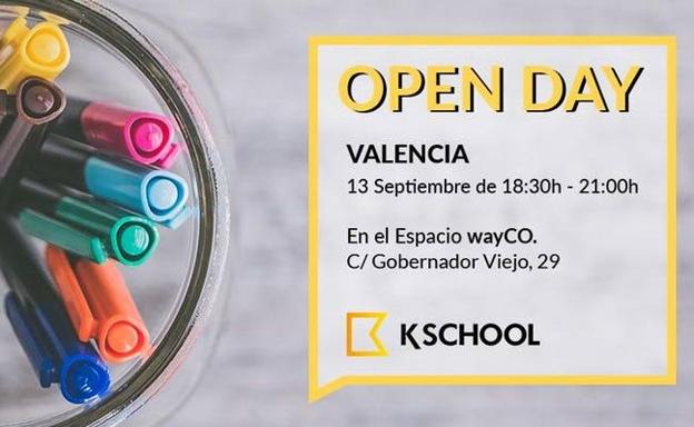 Open Day KSchool Valencia/