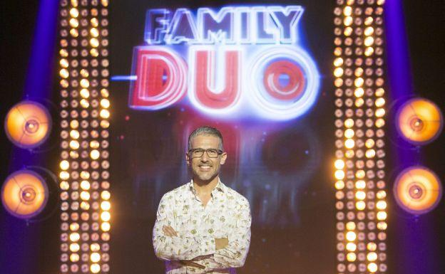 'Family duo', el nuevo talent show familiar de À Punt./Damián Torres