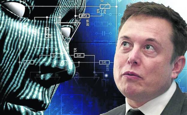 El empresario Elon Musk se ha convertido en una de las referencias en la creación de empresas de Inteligencia Artificial.