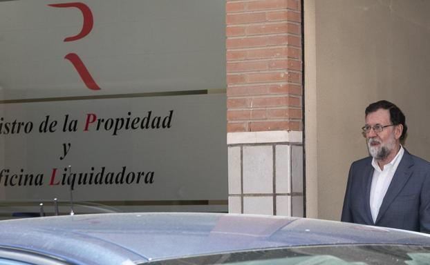 En qu registro de la propiedad est mariano rajoy las for Registro de bienes muebles madrid