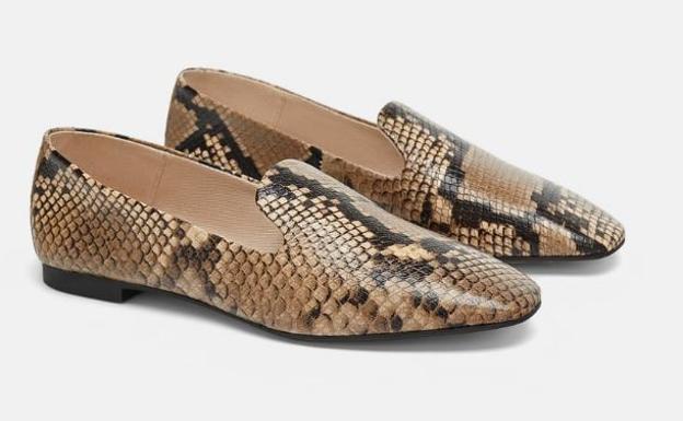 a34ba7e7a57 Los zapatos de Zara de 30 euros que viste Melania Trump