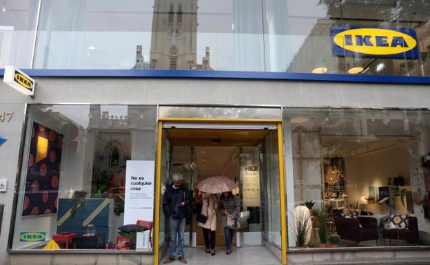 Ikea Eleva Sus Ventas En España El 2 Hasta Rozar Los 1500