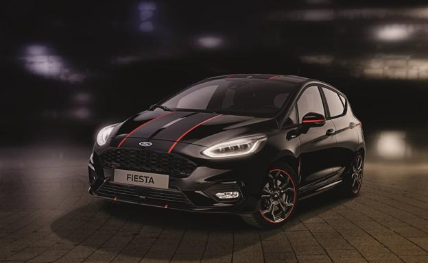 Ford Fiesta ST-Line Red Edition y Black Edition