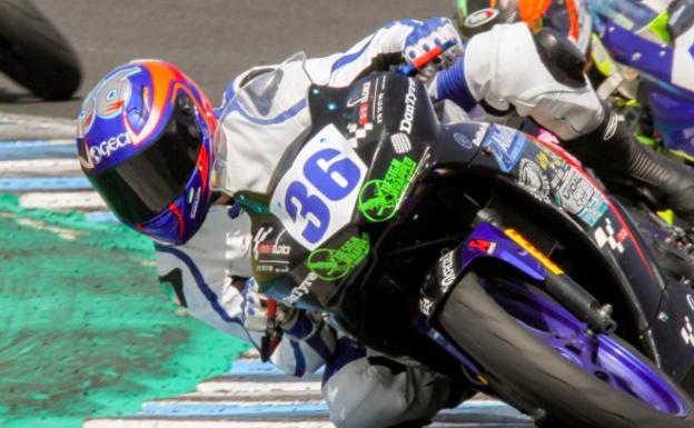 Circuito Jerez : Muere un piloto de motos de años en el circuito de jerez las