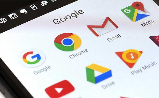 Caída total de Gmail, YouTube y Google