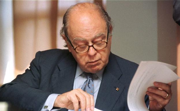 Jordi Pujol. /Archivo