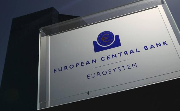 Vista de la sede del Banco Central Europeo. /AFP
