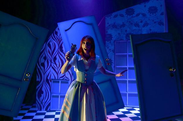 Alicia En El Musical De Las Maravillas Las Provincias