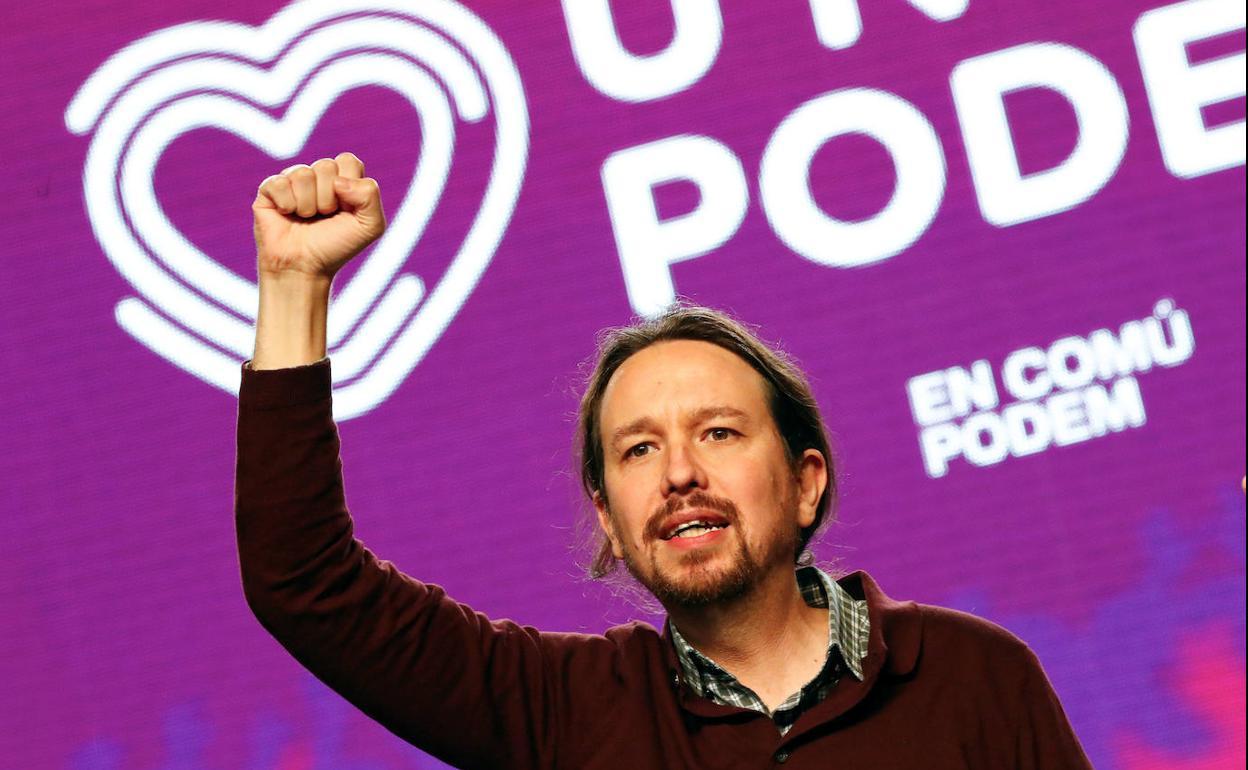 Unidas Podemos, del «sí se puede» al «sí se pudo» | Las Provincias