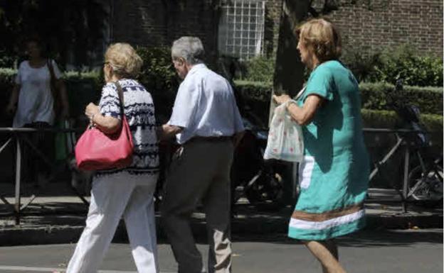 Así son las pensiones de las mujeres en España