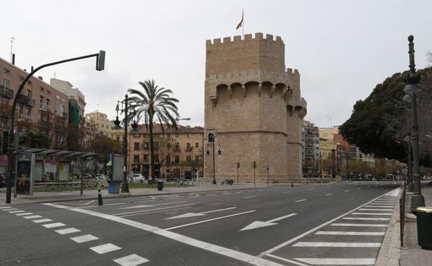 El Gobierno prueba en Valencia un sistema con el que estudiar la movilidad de los ciudadanos para prevenir aglomeraciones