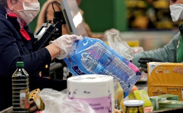 Estos son los plazos de entrega de pedidos en los principales supermercados