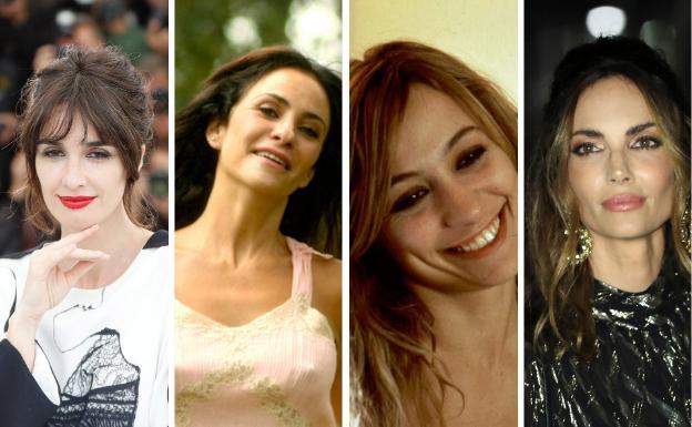 Actrices y modelos famosas cosen mascarillas para Torrent y el Hospital General de Valencia