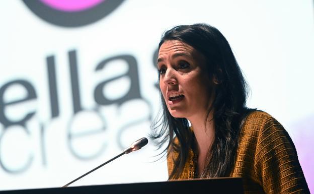 Irene Montero acusa a Vox de usar el coronavirus para atacar al feminismo