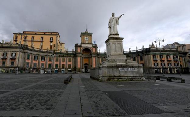 El coronavirus podría provocar una caída del PIB italiano del 6,5%