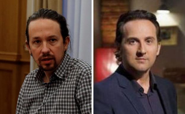 Pablo Iglesias lanza un desafío en Twitter a Iker Jiménez