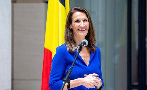 La ex primera ministra belga Wilmès, en la UCI por coronavirus