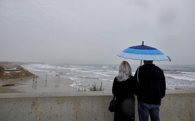 El tiempo en la Comunitat durante el 'puente de noviembre': las lluvias llegan después del fin de semana