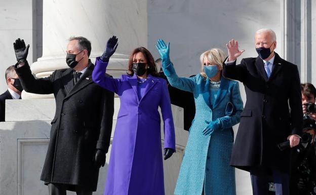 Vídeo en directo: Ceremonia de proclamación de Joe Biden como presidente de  Estados Unidos | Las Provincias