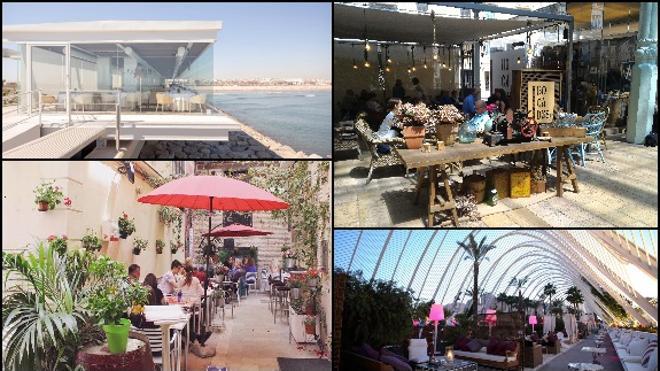 Seis Terrazas De Valencia Para Disfrutar Del Buen Tiempo