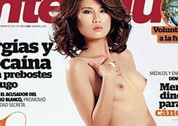 Interviú Desnuda A Miss China En España 2011 Las Provincias