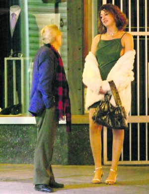 prostitutas lesbicas prostitutas callejeras alicante
