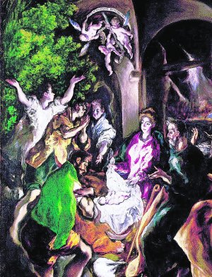 El Greco Abandona El Museo Del Patriarca Las Provincias